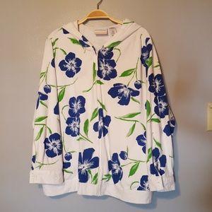 Alfred dunner 18W sweatshirt